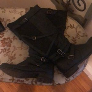 Lane Bryant Boots Size 9